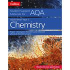 AQA A-Level: Chemistry Year 1 image number 1