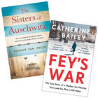 The Sisters of Auschwitz & Fey's War Book Bundle image number 1