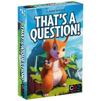 That's a Question Board Game