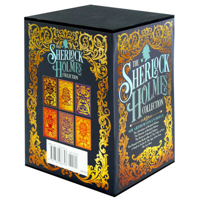 The Sherlock Holmes Collection: 6 Book Box Set image number 4