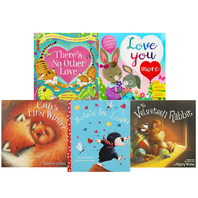 Lots of Love - 10 Kids Picture Books Bundle image number 2