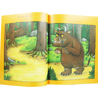 The Gruffalo Sticker Book image number 2