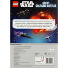 LEGO Star Wars: Great Galactic Battles Sticker Book image number 4