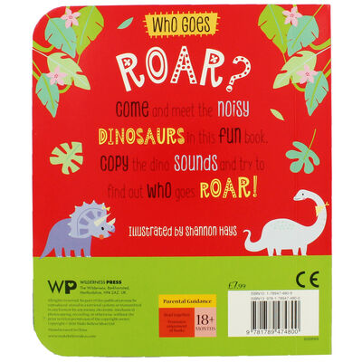 Who Goes Roar? image number 3