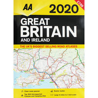 AA: Great Britain and Ireland 2020