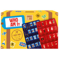 Who Am I? Travel Game