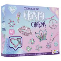 Create Your Own Crystal Charms Set