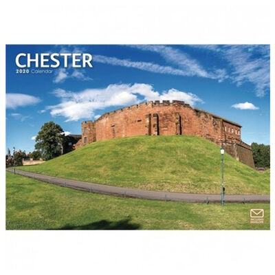 Chester 2020 A4 Wall Calendar image number 1