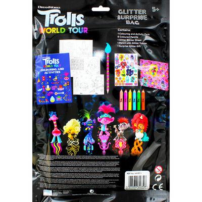 Trolls World Tour Glitter Surprise Bag image number 4
