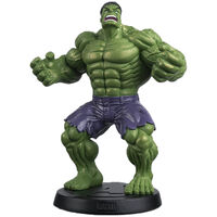 Marvel Fact Files: The Hulk Special Magazine & Statue
