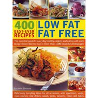400 Best-Ever Recipes: Low Fat, Fat Free