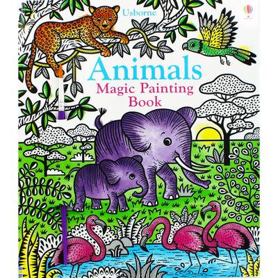 Animals Magic Painting Book image number 1