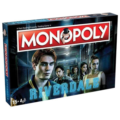 Riverdale Monopoly Board Game image number 1