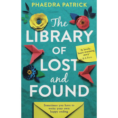 The Library of Lost and Found image number 1