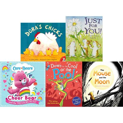 Sleepy-Time Reads: 10 Kids Picture Books Bundle image number 2