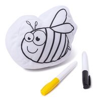 Colour Your Own Doodle Buddy Bee
