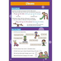 English Activity Book: Ages 7-8