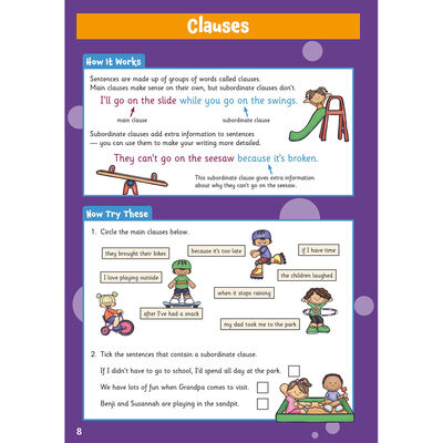 English Activity Book: Ages 7-8 image number 2