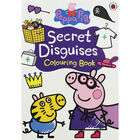 Peppa Pig: Secret Disguises Colouring Book image number 1