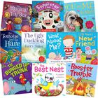 Funny Animal Adventures: 10 Kids Picture Books Bundle image number 1