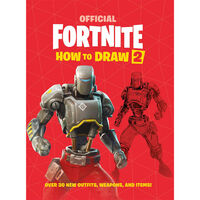 FORTNITE Official: How to Draw Volume 2
