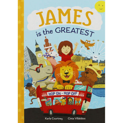 James is the Greatest image number 1