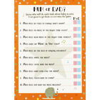 Baby Shower Mum or Dad Card Game - 12 pack image number 2