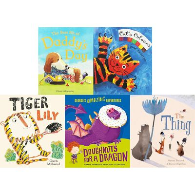 Cat and Mouse Adventures: 10 Kids Picture Books Bundle image number 3