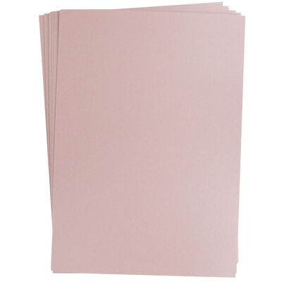 Centura Pearl A4 Baby Pink Card - 10 Sheet Pack image number 2