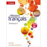 Mission Francais: Workbook 1