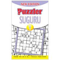 Puzzler Suguru: Vol 1