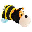 Reversimals 2-in-1 Plush Soft Toy - Ladybird and Bee image number 3