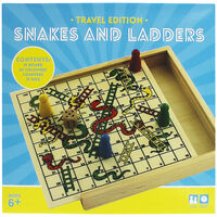 Snakes and Ladders - Travel Edition