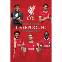 The Official Liverpool FC Annual 2021