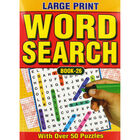 Large Print Wordsearch: Assorted Books 25-28 image number 2