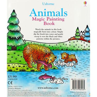 Animals Magic Painting Book image number 4