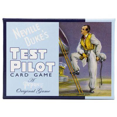 Pepys Test Pilot Card Game image number 1