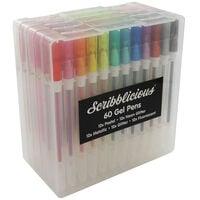 5 Tier Gel Pen Case - Set of 60
