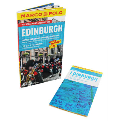 Marco Polo Guide - Edinburgh image number 1