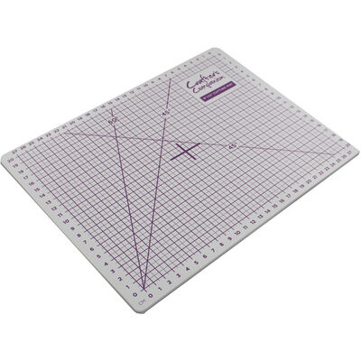 Crafters Companion Self Healing Cutting Mat - 12x9 Inch image number 3