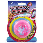 Pink Unicorn Sticky Stretch Ball image number 1