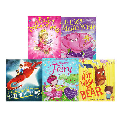 Magical Wishes: 10 Kids Picture Books Bundle image number 2
