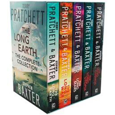 The Long Earth: 5 Book Collection image number 1