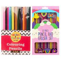 Kids Mega Art Essentials & Caddy Bundle