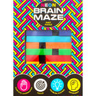 Neon Brain Maze Advanced Locking Knot Puzzle image number 2
