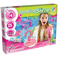 Science 4 You Sparkling Slime