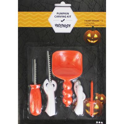 Pumpkin Carving Kit image number 1