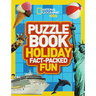 Puzzle Book Holiday: Fact-Packed Fun image number 1