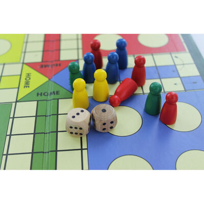 Ludo Board Game image number 3