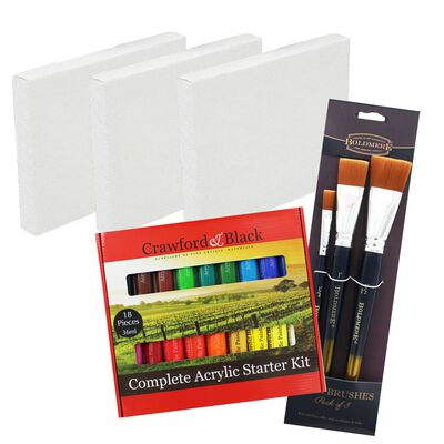 Beginners Painting Bundle image number 1